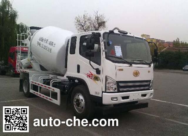 Автобетоносмеситель FAW Jiefang CA5165GJBP40K8L3E4A85