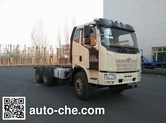 Шасси автобетоносмесителя (миксера) FAW Jiefang CA5250GJBP62K1T1E5