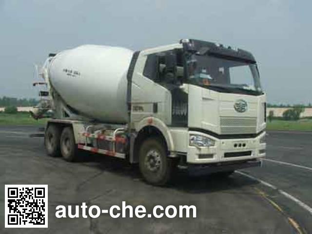 Автобетоносмеситель FAW Jiefang CA5250GJBP66K24L2T1E4
