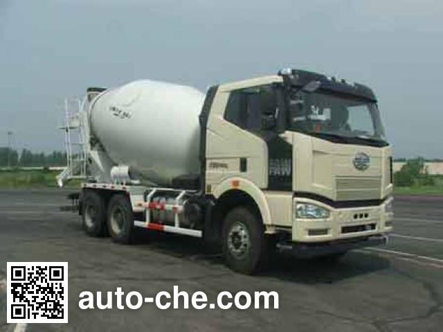 Автобетоносмеситель FAW Jiefang CA5250GJBP66K2L1T1E4