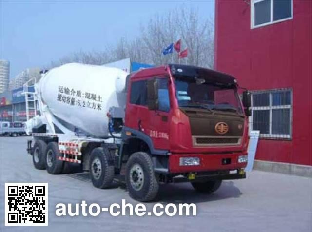 Автобетоносмеситель FAW Jiefang CA5310GJBP2K2T4NE5A80