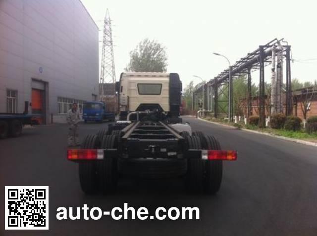 FAW Jiefang шасси автобетоносмесителя (миксера) CA5310GJBP66K24T4E5