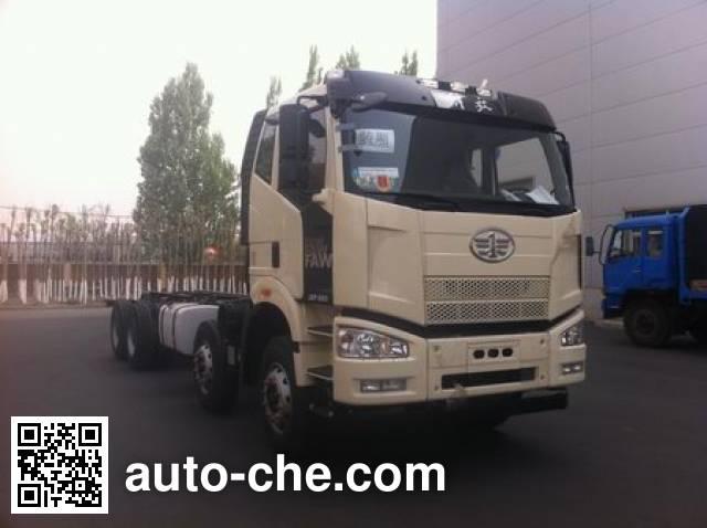 Шасси автобетоносмесителя (миксера) FAW Jiefang CA5310GJBP63K2T4E4