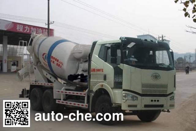Автобетоносмеситель Chengliwei CLW5250GJBC4