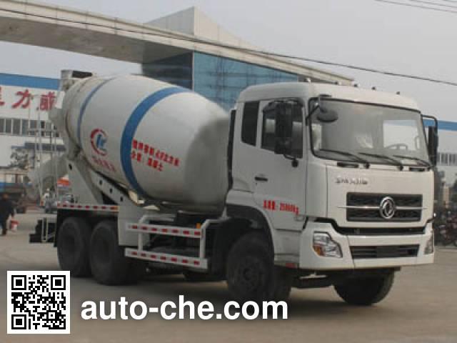 Автобетоносмеситель Chengliwei CLW5250GJBD4