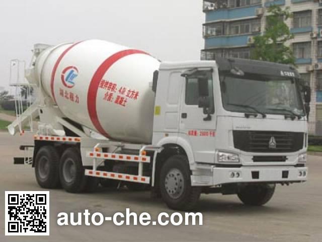 Автобетоносмеситель Chengliwei CLW5250GJBZ4