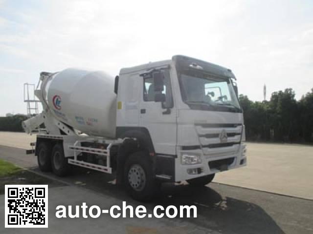 Автобетоносмеситель Chengliwei CLW5251GJBZ4