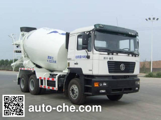 Автобетоносмеситель CIMC Lingyu CLY5254GJB7