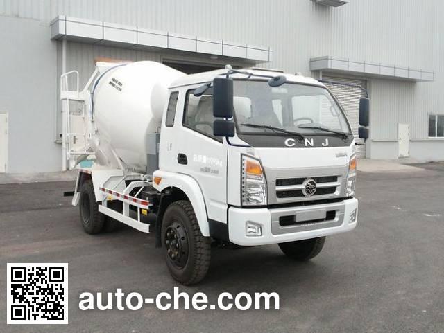 Автобетоносмеситель CNJ Nanjun CNJ5120GJBFPB34M