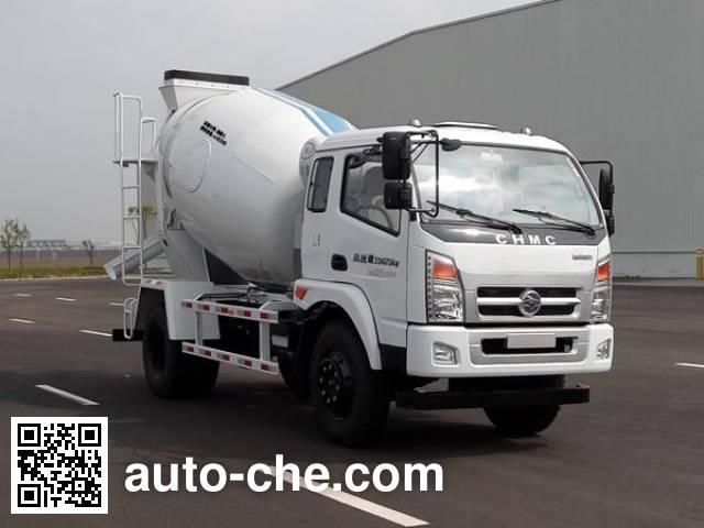 Автобетоносмеситель CNJ Nanjun CNJ5160GJBFPB37M