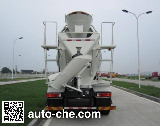 SAIC Hongyan автобетоносмеситель CQ5256GJBHTG444TB