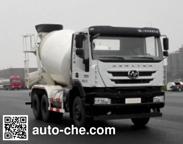 Автобетоносмеситель SAIC Hongyan CQ5256GJBHTVG404H