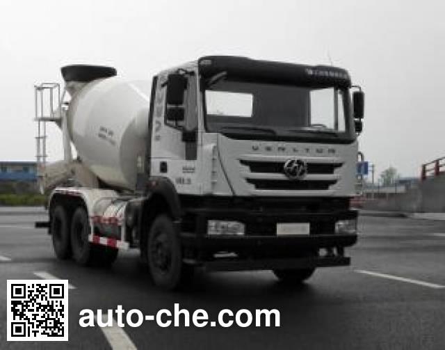 Автобетоносмеситель SAIC Hongyan CQ5256GJBHTVG444H
