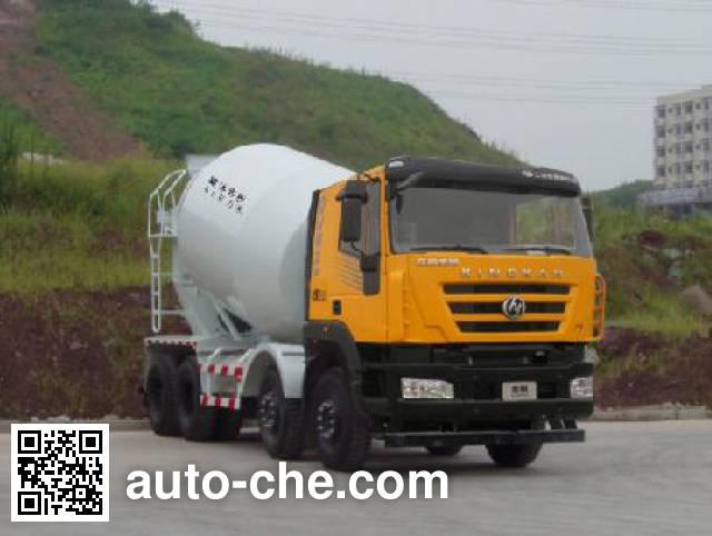 Автобетоносмеситель SAIC Hongyan CQ5315GJBHXG336