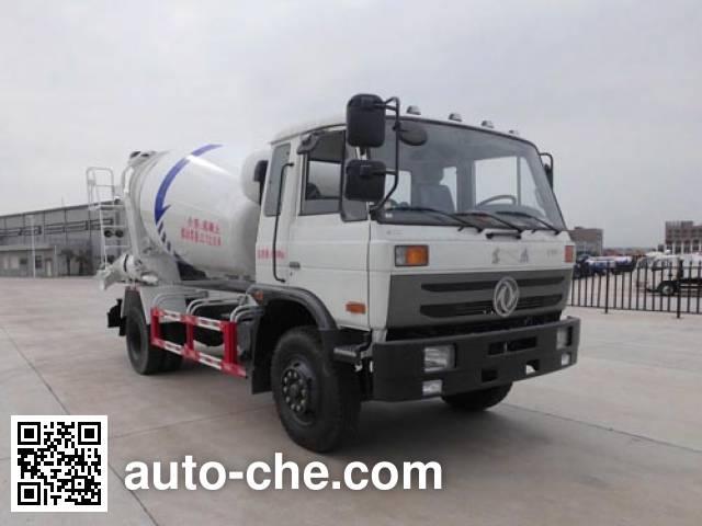 Автобетоносмеситель Chusheng CSC5168GJBE