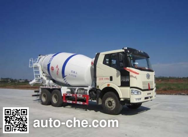 Автобетоносмеситель Chusheng CSC5250GJBC