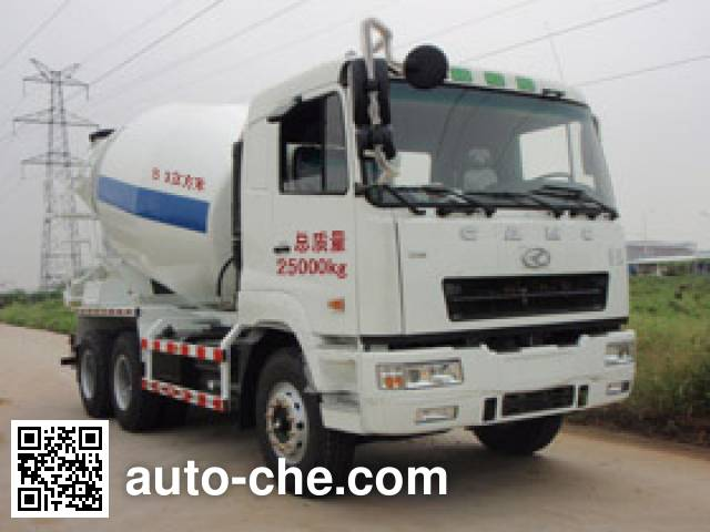 Автобетоносмеситель Chusheng CSC5250GJBH