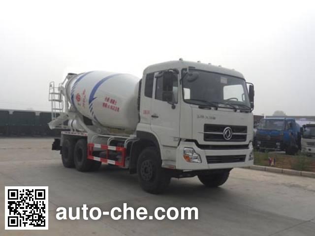 Автобетоносмеситель XGMA Chusheng CSC5251GJBA4