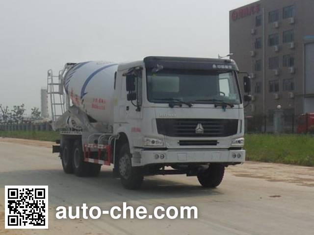 Автобетоносмеситель Chusheng CSC5252GJBZ