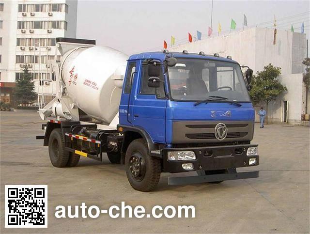 Автобетоносмеситель Dongfeng DFZ5120GJBGSZ4D