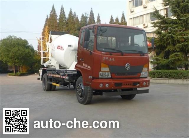 Автобетоносмеситель Dongfeng DFZ5120GJBGSZ4D1