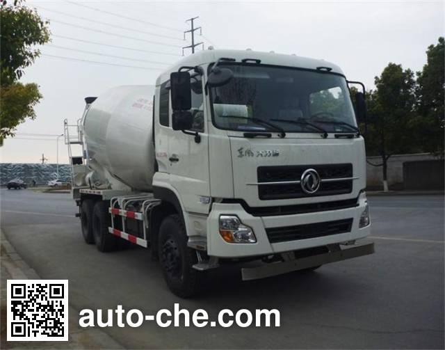 Автобетоносмеситель Dongfeng DFZ5251GJBA4