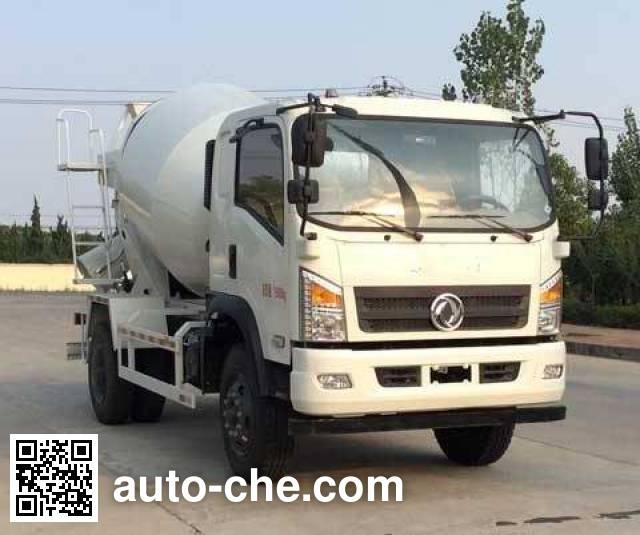 Автобетоносмеситель Dongfeng EQ5160GJBGZ4D