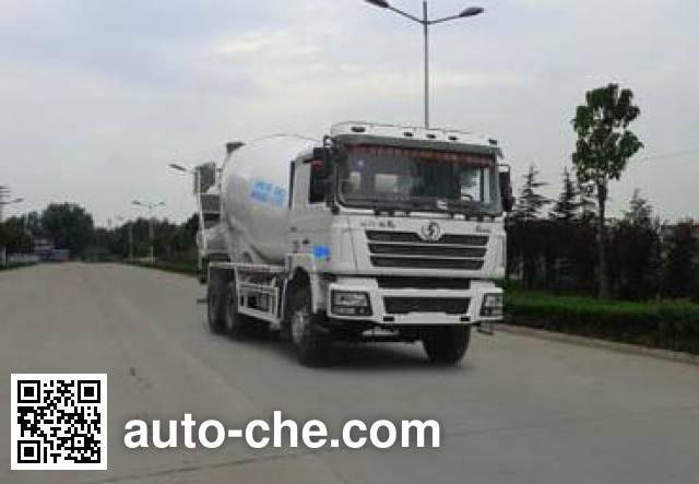 Автобетоносмеситель Fengyuan Zhongba FYK5250GJB