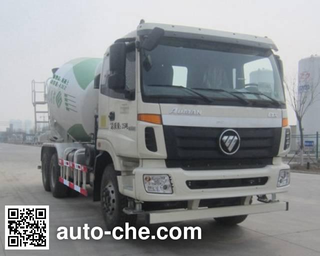 Автобетоносмеситель Hongchang Weilong HCL5253GJBBJN43E4