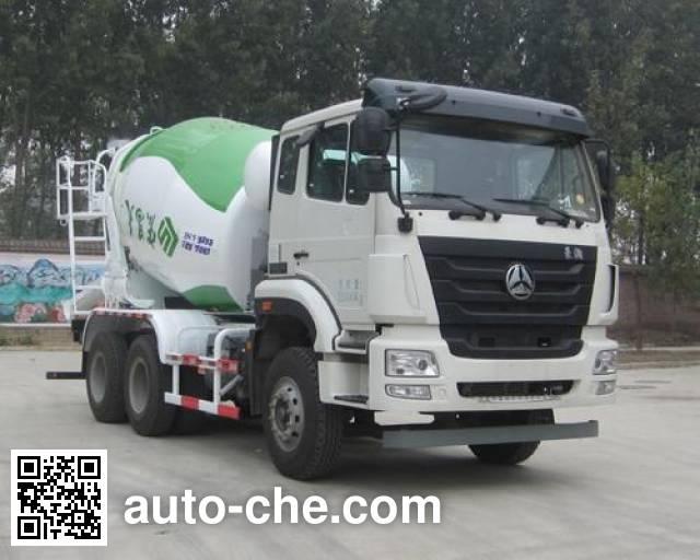 Автобетоносмеситель Hongchang Tianma HCL5255GJBZZN32F4