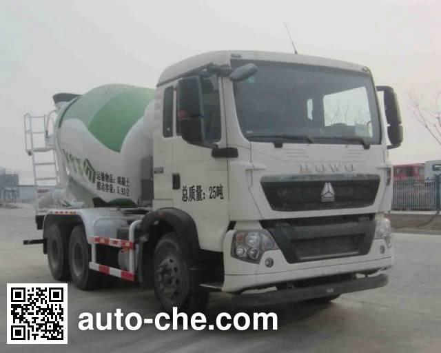 Автобетоносмеситель Hongchang Tianma HCL5257GJBZZN32G4