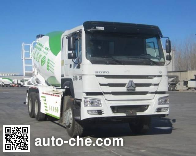 Автобетоносмеситель Sunhunk HCTM HCL5257GJBZZN43L5L