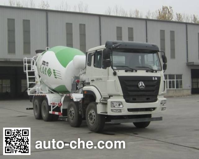 Автобетоносмеситель Hongchang Tianma HCL5315GJBZZN30F4