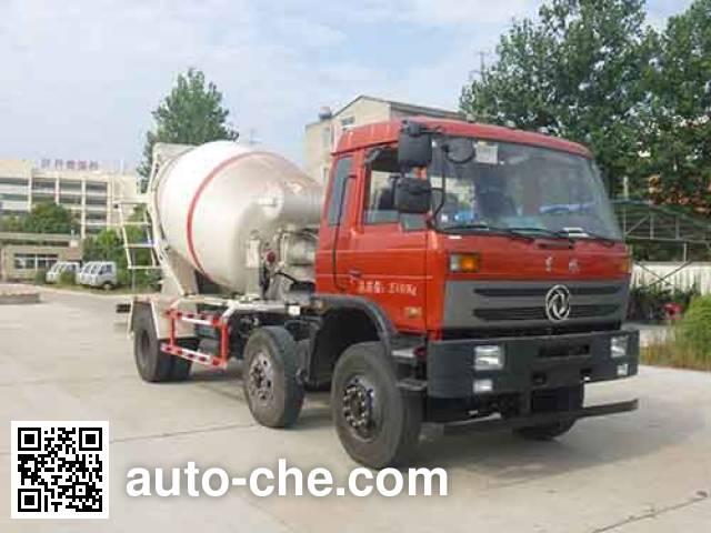 Автобетоносмеситель Huatong HCQ5258GJBEQ