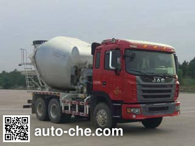 JAC автобетоносмеситель HFC5241GJBP1K4E43F