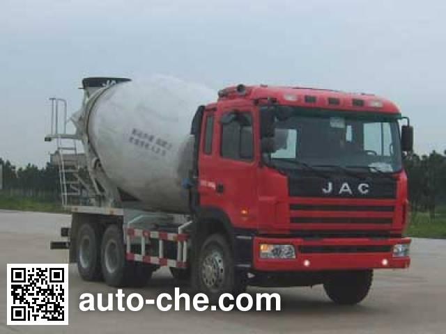 Автобетоносмеситель JAC HFC5254GJBK2R1LT