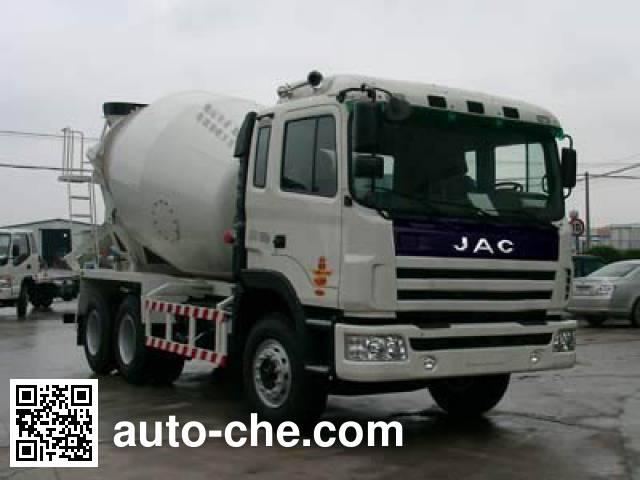 Автобетоносмеситель JAC HFC5255GJBLK3