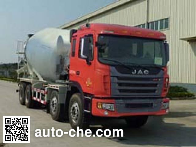 JAC автобетоносмеситель HFC5311GJBP1K6H32F