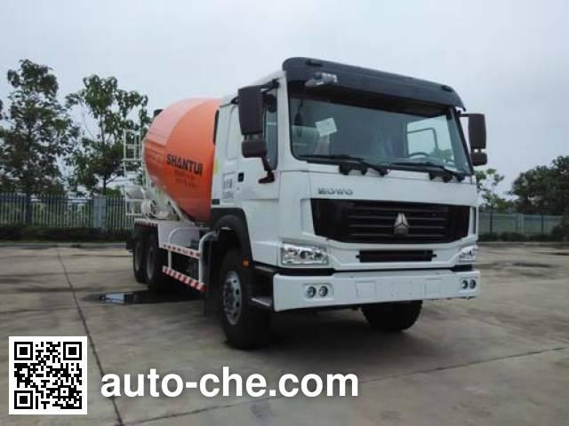 Автобетоносмеситель Shantui Chutian HJC5251GJBD1
