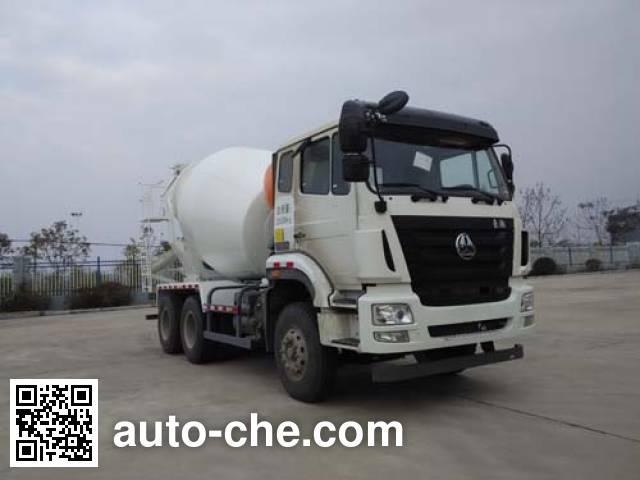 Автобетоносмеситель Shantui Chutian HJC5251GJBD3