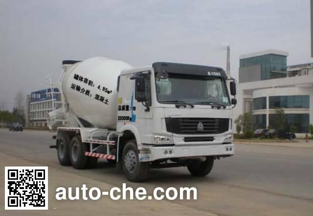 Автобетоносмеситель Shantui Chutian HJC5258GJB2