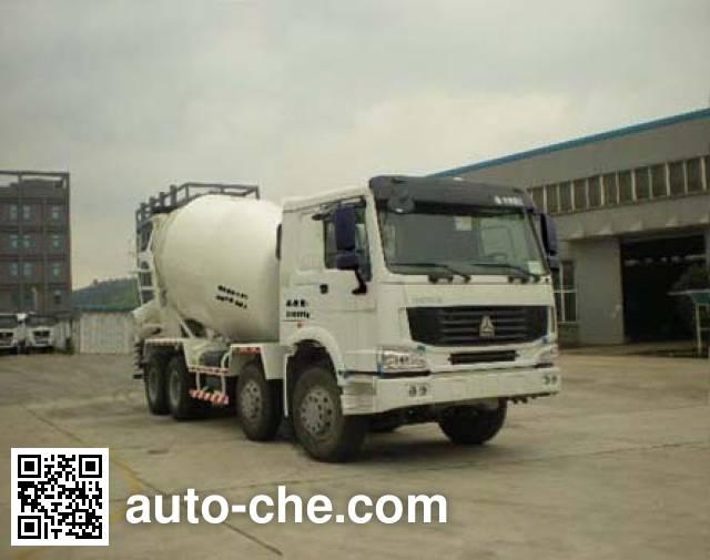 Автобетоносмеситель Shantui Chutian HJC5311GJBD1
