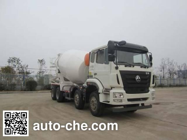 Автобетоносмеситель Shantui Chutian HJC5311GJBD3