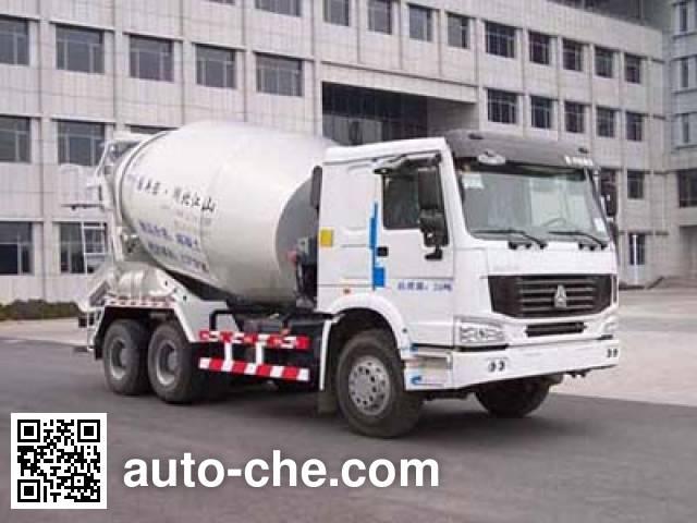 Автобетоносмеситель Jiangshan Shenjian HJS5256GJBM