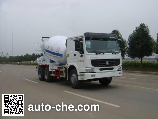 Автобетоносмеситель Heli Shenhu HLQ5252GJBZ4