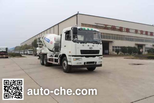Автобетоносмеситель CAMC Hunan HNX5251GJB