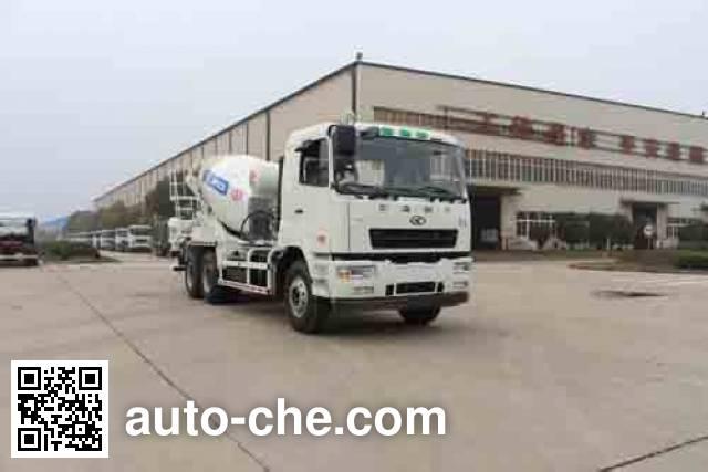 Автобетоносмеситель CAMC Hunan HNX5254GJB