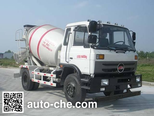 Автобетоносмеситель CHTC Chufeng HQG5145GJBGD5