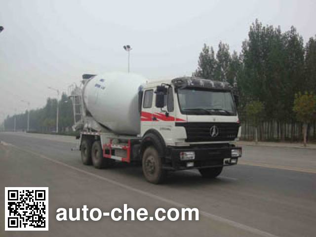 Автобетоносмеситель Hongyu (Henan) HYJ5251GJB