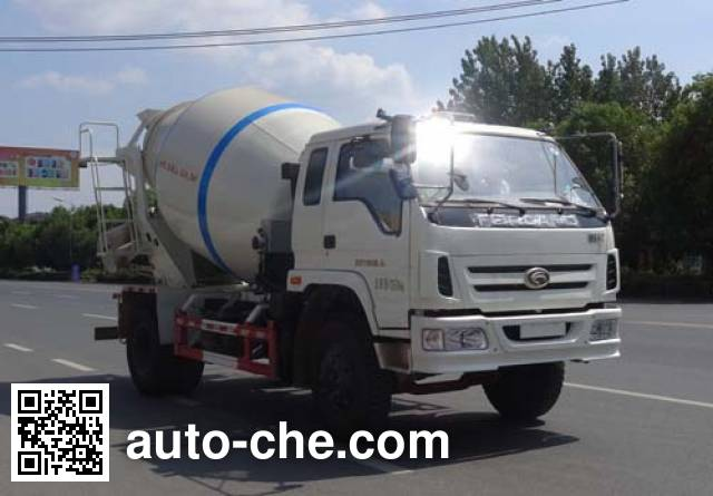 Автобетоносмеситель Hongyu (Hubei) HYS5140GJBB4